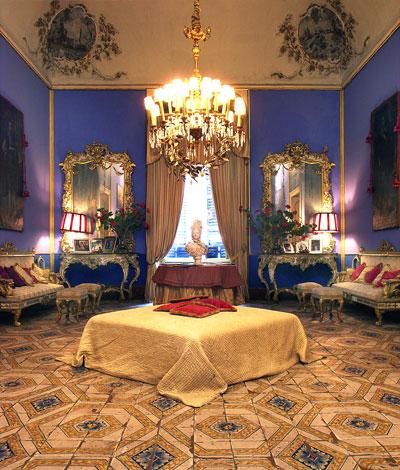 La storia - Palazzo Ajutamicristo